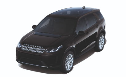 Land Rover Discovery Plug-in Hybrid