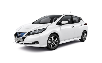 Electric Nissan Leaf