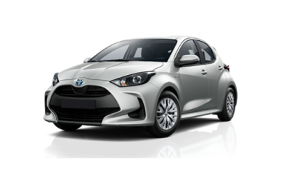 All-new Toyota Yaris Hybrid